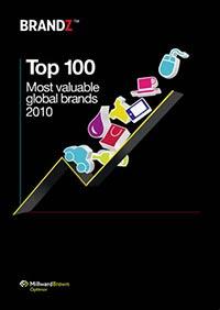 brandz-relatório da 100 marcas mais valiosas do mundo
