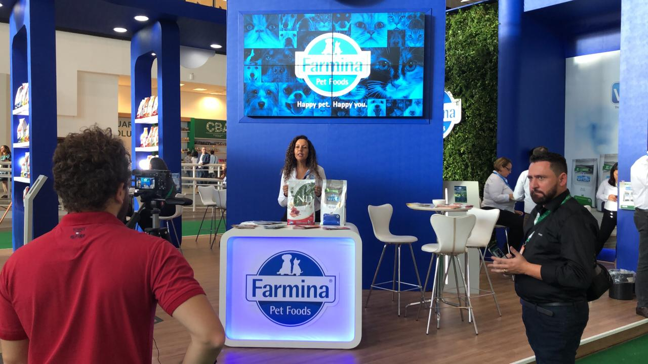 Case de sucesso Farmina e Sawi 2019