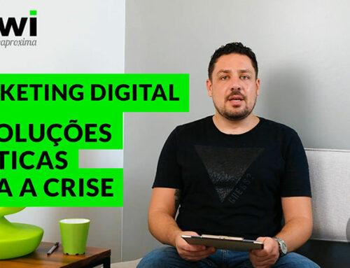 10 soluções de como vencer a crise com marketing digital